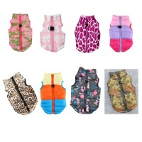 Warm pet clothing for dog clothes - Baju Anjing size L