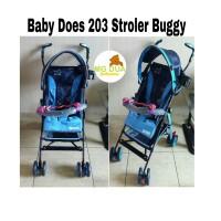 Baby Does 203 Stroller Buggy - Kereta Dorong Baby