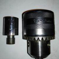 As arbor adapter konektor chuck drill 1,5-13mm ½-20 UNF
