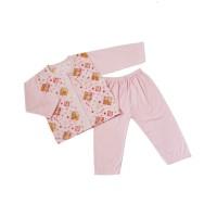 Setelan Baju Lengan Panjang Bayi/Piyama Bayi/Baju Tidur Bayi