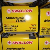 Ban dalam motor Matic 14 Swallow 60/100-14 60/90-14 70/90-14 Depan