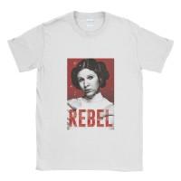 Baju Kaos Tshirt Star Wars Leia Photo