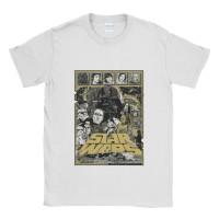 Baju Kaos Tshirt Star Wars Poster