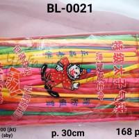 BL-0021 Balon latex lateks panjang magic sulap birthday ultah