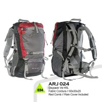 Tas Gunung / Hiking / Adventure Trekking Carrier Daypack - ARJ 024