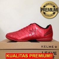 ANEKASEPATU Sepatu Futsal Kelme Star 9 Red Black 5501-02 Original BNIB