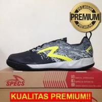 ANEKASEPATU Sepatu Futsal Specs Metasala Warrior Black Cool Grey 40078