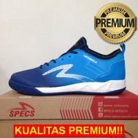 ANEKASEPATU Sepatu Futsal Specs Metasala Musketeer Galaxy Rock Blue 40