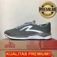 ANEKASEPATU Sepatu Running/Lari Specs Dual Enduro Palona Grey 200549 O