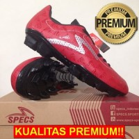 ANEKASEPATU Sepatu Bola Specs Quark FG Chestnut Red 100757 Original BN