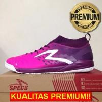 ANEKASEPATU Sepatu Futsal Specs Barricada Magna IN Scandinavian Purple