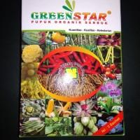 Greenstar Gren Star Pupuk Organik Serbuk original Nasa