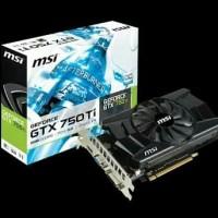 MSI GTX 750 Ti