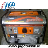 Generator SPARTANS XT2700 / Genset 4 tak Genset 1000 watt
