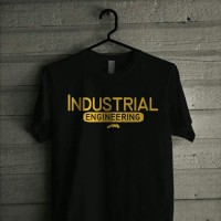 kaos T-shirt Industrial Engineer