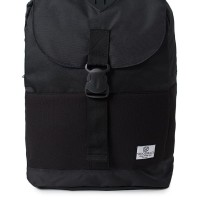 Backpack Osaka with BIG SPACE Inside for your Daily Use!! - Hitam