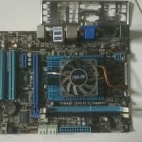 mobo Asus E35M1- M PRO + AMD E-350