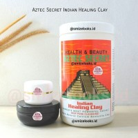 Aztec Secret Indian healing Clay share 100gr masker wajah clay mask