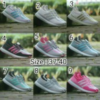 Sepatu Adidas Ultra Boost Women size 37 40 High Quality Include Box