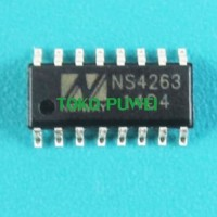 NS4263 NS 4263 Hifi Stereo Audio Amplifier Power BR62