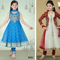 baju india anuskha kids