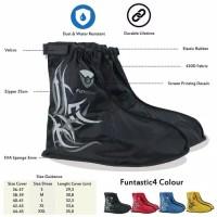 Cover Shoes Anti Air Funcover, jas hujan sepatu FUNCOVER