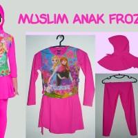 Baju Renang Anak Frozen