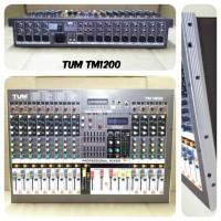 Mixer audio tum tm 1200 original