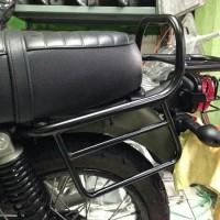 Back Rack Kawasaki w175/Backrack Kawasaki w175