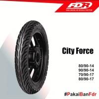 Ban Luar FDR Tube Type City Force 80-90-14 Ban Motor Depan Belakang
