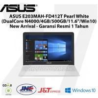 Asus Vivobook E203MAH Dual Core 4GB Win10 11.6 Inch - Garansi Resmi