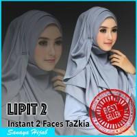 jilbab instan pashmina pastan LIPIT murah hana najwa syari