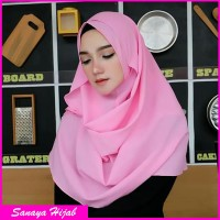 jilbab instan hijab pashmina MALA murah syari hana najwa terbaru