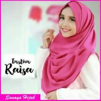 jilbab instan hijab pashmina RAISA murah syari hana najwa terbaru