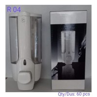Dispenser Sabun cair 1 Tabung - Touch Soap Dispenser R04 - Babamu