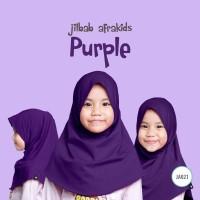jilbab anak afrakids size L& XL