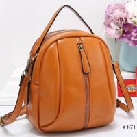 Tas FOSSIL BACK PACK 871#A737 |Tas Branded |Tas Wanita |Tas import