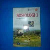 Buku Sosiologi Untuk SMa Kelas 1 BSE