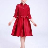 Baju Dress ciongsam anak 01