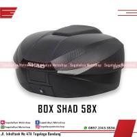 Box Motor Touring Shad 58X SH58 Shad 58 X expandable nmax xmax yamaha