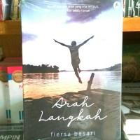 Novel Arah langkah. ( original )