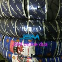 OBRAL BAN LUAR TUBLESS UKURAN 250X17 70-90-17 MERK CORSA
