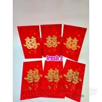 angpao shuangxi/angpao sangjit/amplop wedding