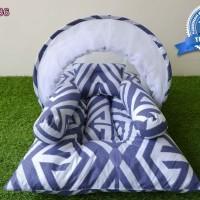 Kasur Bayi Kelambu Lipat Tempat Tidur Motif KBLK236
