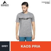 Eiger Mountside T-Shirt - Grey