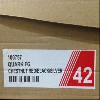 HOT! - SEPATU BOLA SPECS QUARK FG CHESTNUT RED 100757 ORIGINAL BNIB -