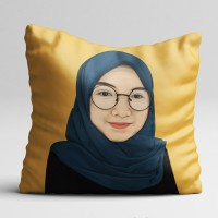 Bantal Custom Bantal Print Foto