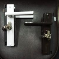 handle kunci pintu kawat nyamuk dolomite white 2112 / brown 2111