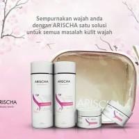 paket arischa beauty secret kosmetik perawatan wajah original