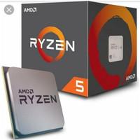 PROCESSOR AMD RYZEN5 2600 BOX ORIGINAL, MSI B350 GAMING PRO,